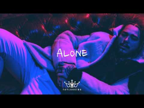 FREE Post Malone Type Beat | ALONE