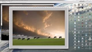 Knippen en plakken-in in Photoshop screenshot 3
