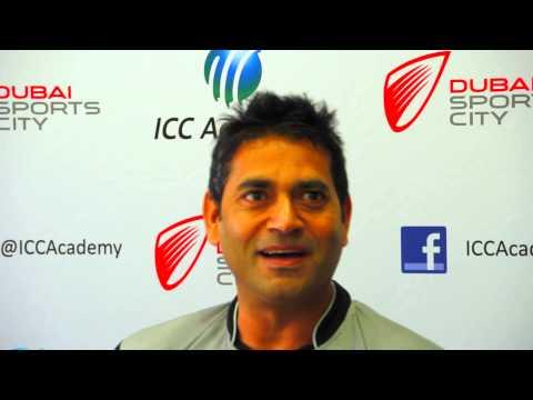 Aaqib Javed hails partnership between UAE and ICC Academy
