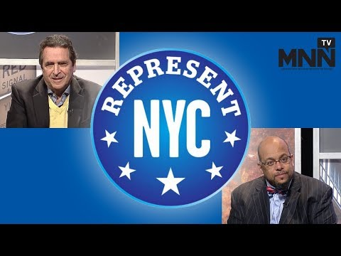 Represent NYC Episode 26: Improving Police and Community Relations with Manhattan Borough President