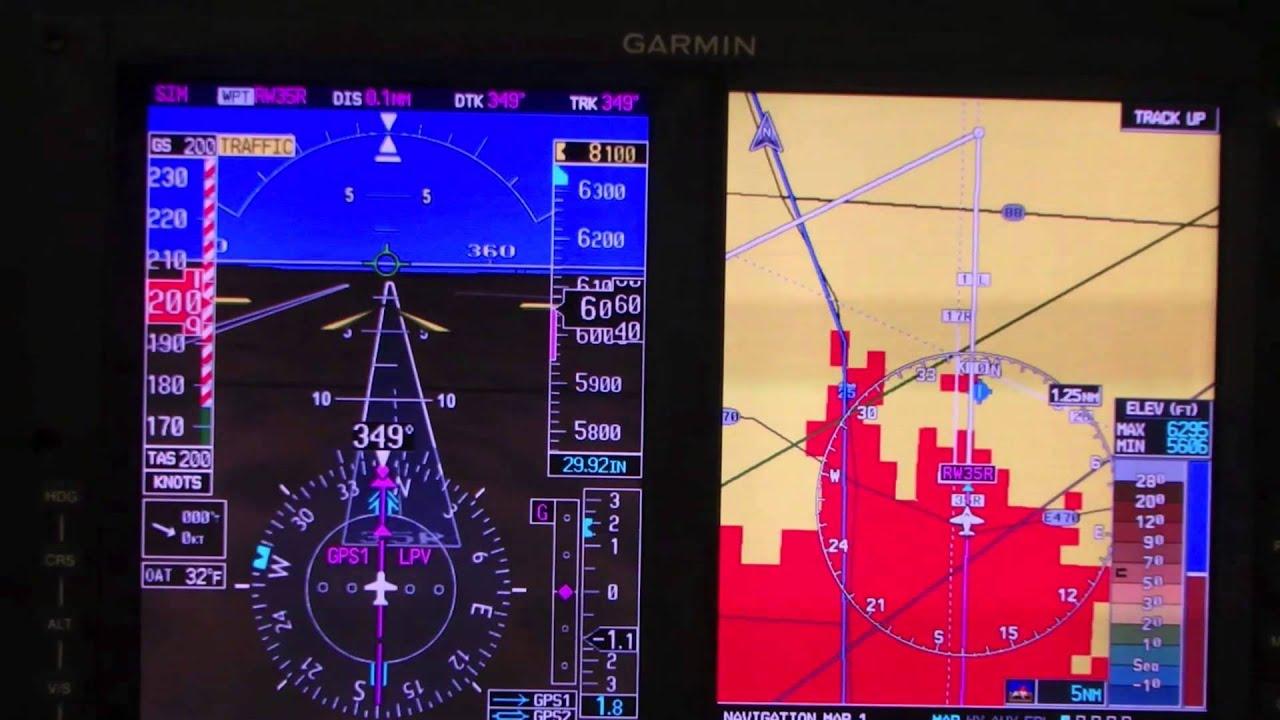Garmin's Factory Avionics Pilot Training