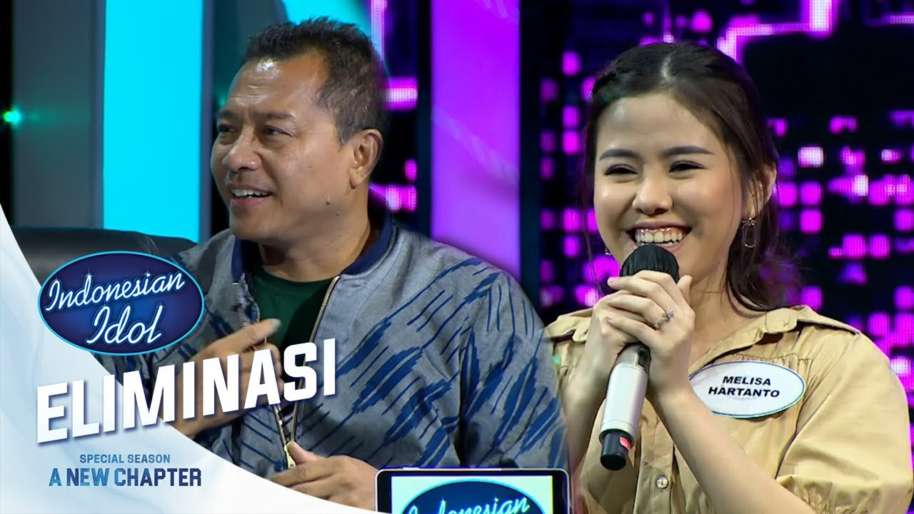 Download Dalem! Anang Sampai Bingung Ungkapkan Kata Untuk Melisa Hartanto - Eliminasi 3- Indonesian Idol 2021