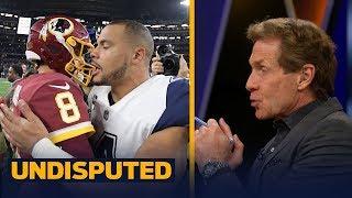 Skip Bayless reacts to the Dallas Cowboys' Week 14 win against the New York Giants | UNDISPUTED