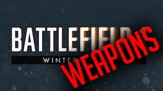 Repeat youtube video Winter Patch 2 - Weapon Updates
