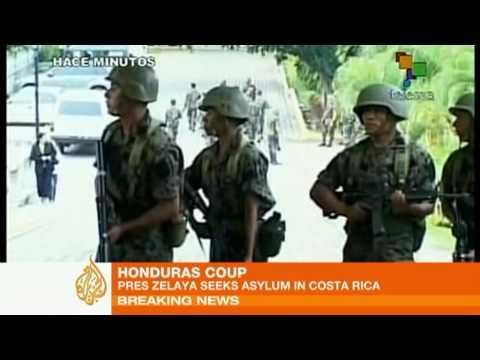 Mit akar Zelaya Hondurastól? Közép Amerika Blog
