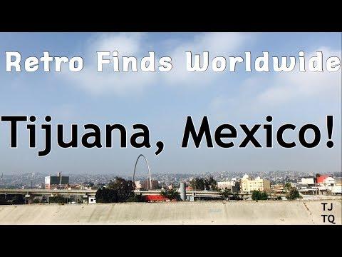 Retro Finds Worldwide Ep. 5 - Tijuana, Mexico Game Hunting Sobreruedas