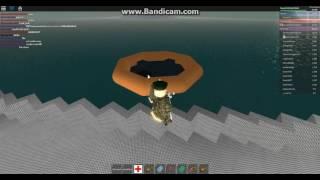 sinking ship Tug Boat! Kuba and daniel Roblox :D