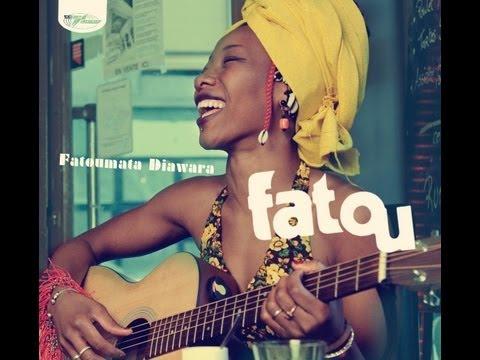 Interview avec Fatoumata Diawara [  Part 1/3