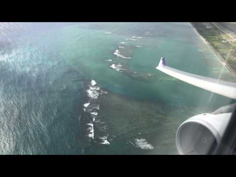 Hawaiian A330-200 - Honolulu to Seattle (Takeoff)