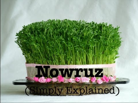 Nowruz (Simply Explained!)                نوروز