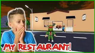 I'm Cooking YUMMY Food in My Restaurant!
