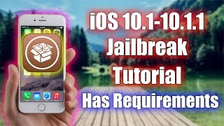 Tutorial: How to Jailbreak iOS 10.1 - 10.1.1 with Yalu   Device Requirements