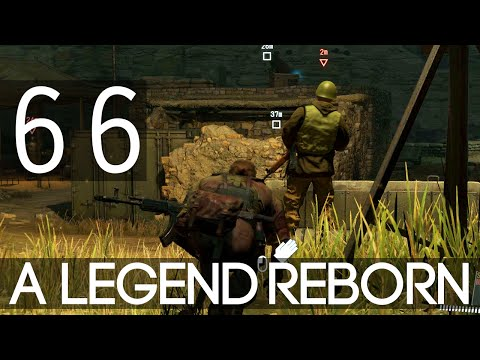 [66] A Legend Reborn (Let's Play Metal Gear Solid 5: Phantom Pain PC w/ GaLm) [1080p 60FPS]