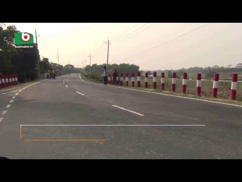 কুমিল্লায় নদীর পাড় ঘেঁষে দৃষ্টিনন্দন বাইপাস সড়ক | Bypass On Cumilla River | Shamim | 20Apr18