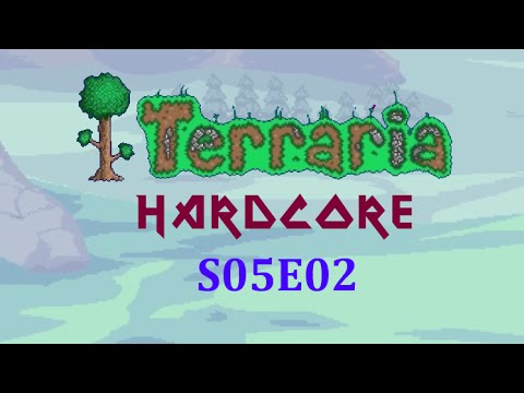 [S05E02] Terraria 1.3 Hardcore [Królestwo za serce]