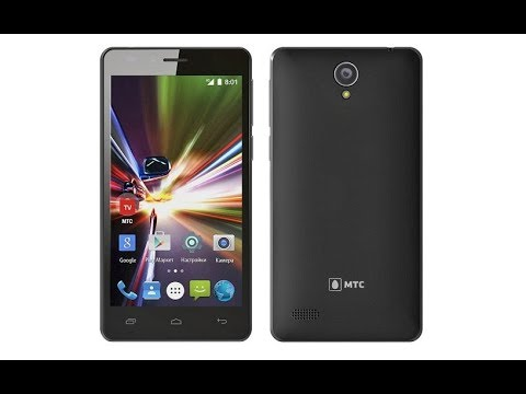 Ультрабюджетный смартфон, $50, МТС Smart Race2 4G