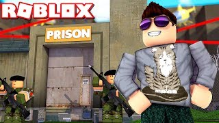 COMKEANS JAIL! -ROBLOX Prison Tycoon Danish with ComKean