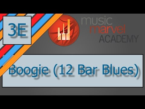 Method 3E 12 Bar Blues Boogie
