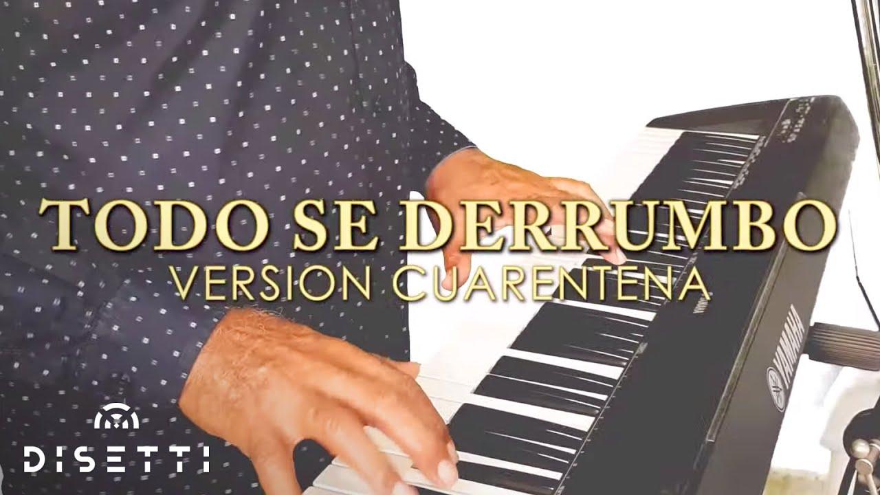 Orquesta La Palabra - Todo Se Derrumbo (Versión Cuarentena) | Salsa En Vivo