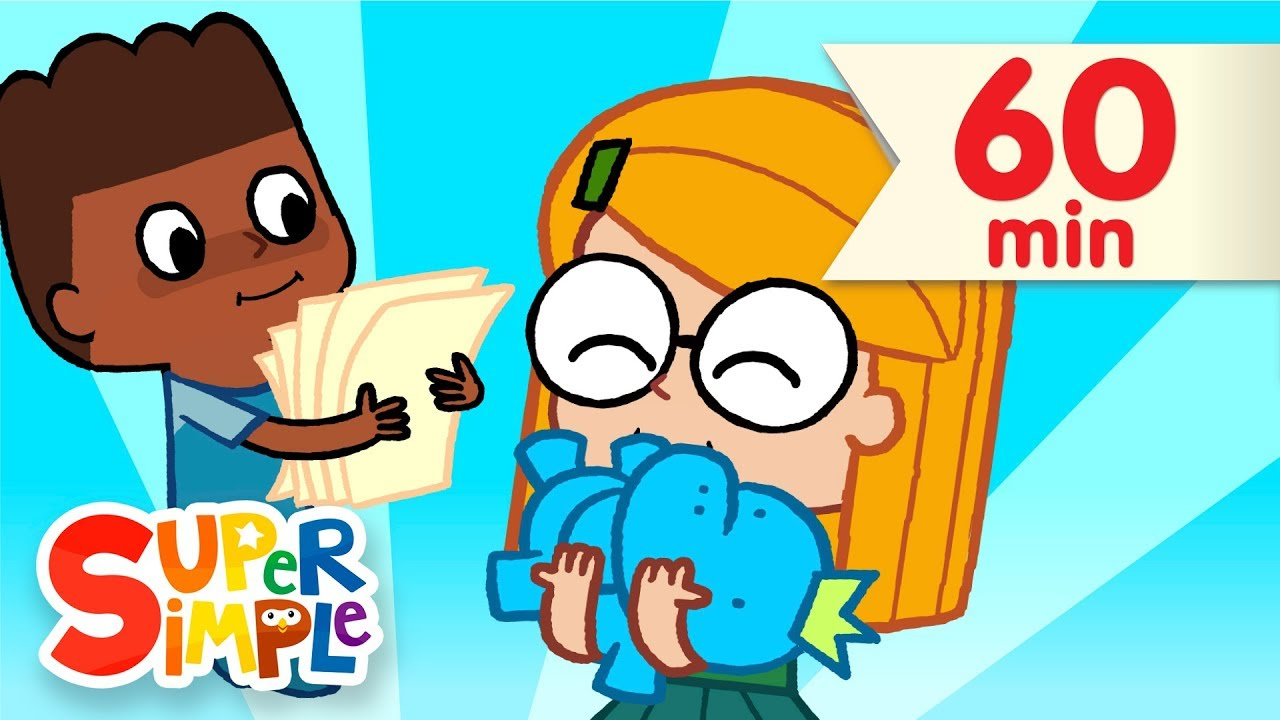 Clean up song more kids songs and nursery rhymes for Music to clean to