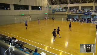 2019年IH ハンドボール 女子 3回戦 洛北(京都)VS 小林秀峰(宮崎)