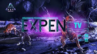 ARK SURVIVAL OFFICIAL ABERRATION REAPER POPPED OUT TAMING BASILISK (RATED M)[Ps4Pro]