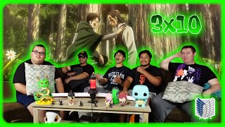"""ATTACK ON TITAN 3X10 