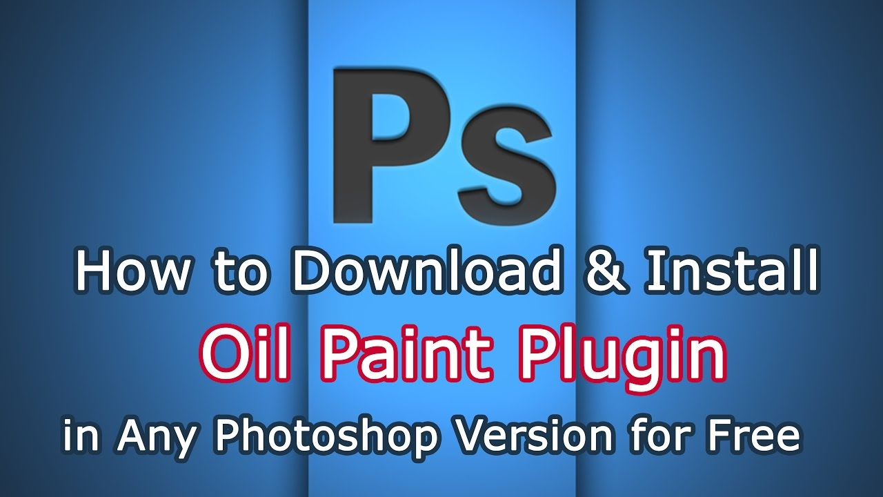 How to make an oil painting from a photo in Photoshop ...