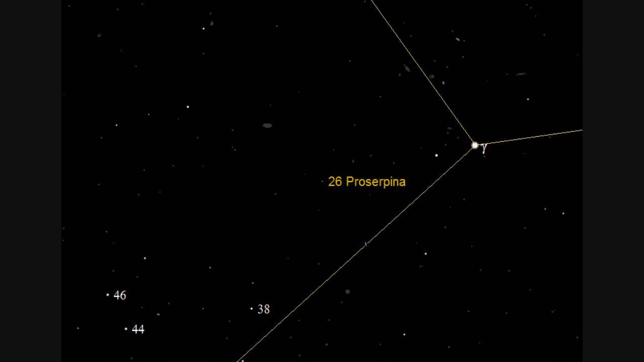 proserpina asteroid astrology