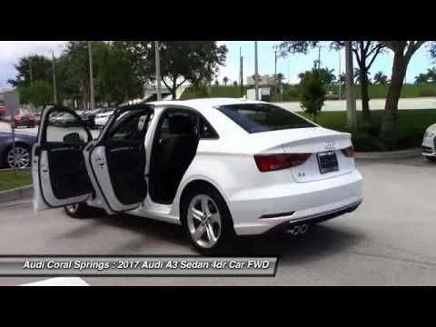 Audi A Sedan Coral Springs FL V YouTube - Coral springs audi