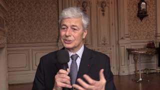 Henri Michel COMET Préfet Auvergne-Rhône-Alpes
