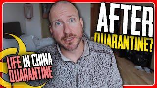 ☣️What am I Doing After My Quarantine? | Coronavirus Quarantine in CHINA VLOG