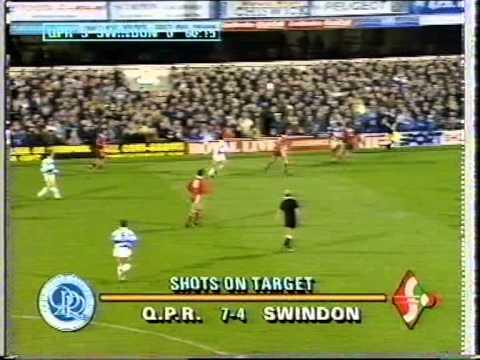 1993-01-03 Queens Park Rangers vs Swindon Town (full match)