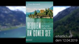 »Requiem am Comer See«, Clara Bernardi (Trailer)