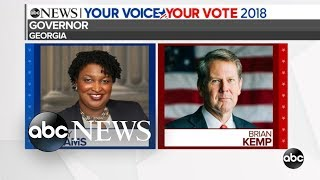 Lawsuit reportedly filed in federal court against Georgia gubernatorial candidate