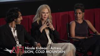 LION Q&A with Nicole Kidman and Dev Patel at AFI FEST 2016