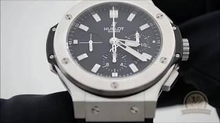 Швейцарские часы Hublot Big Bang Steel.(, 2014-04-17T13:24:22.000Z)