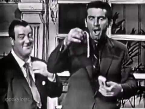 """Dell & Costello - LOU COSTELLO and GABE DELL (East Side Kids) """"NECKLACE"""" sketch"""