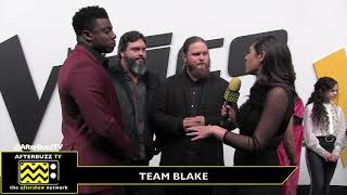 Blake Shelton's Team on The Voice Gets Vulnerable!