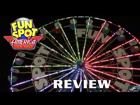 Fun Spot America Review Orlando, Florida