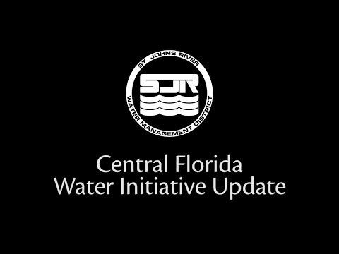Central Florida Water Initiative (CFWI) Update