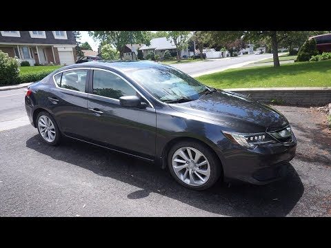 Acura ILX 2016 Review - 3 years later - The Dual Clutch Civic Si for Everyone