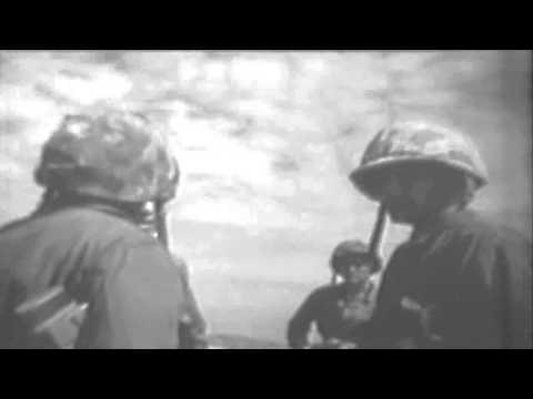 Nisei Marines Capture Japanese Prisoners, Iwo Jima, 03/02/45 (full)