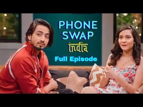 Download Phone Swap India Mr Faisu_Nishtha Mukherjee Full Episode | Snapchat Show | Mr Faisu First date