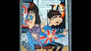 Oasis vs Ramones - Wonderbop