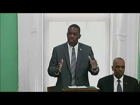 2017-2018 Budget for The Bahamas Debate Day 2 (Afternoon Session)