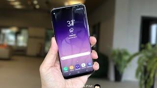 รีวิวแกะกล่อง Samsung Galaxy S8+ แบบกาก ๆ by xenonart com