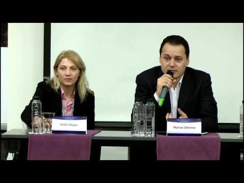 Masa rotunda 2 | Antreprenoriat - finantarea afacerii | Oradea Business Days 2013