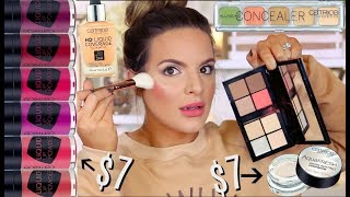 NEW CATRICE MAKEUP! HITS & MISSES |  Casey Holmes