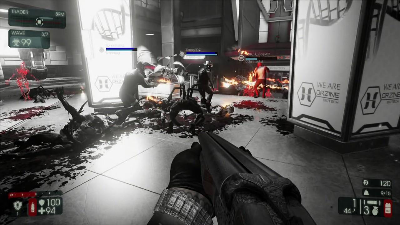 Killing Floor 2 Multiplayer Gameplay Youtube